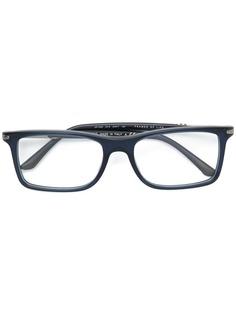 Giorgio Armani очки в прямоугольной оправе