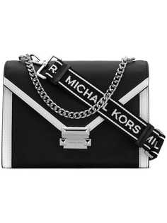 Michael Michael Kors сумка через плечо дизайна колор-блок