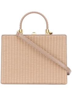 Rodo сумка-тоут с плетеным эффектом
