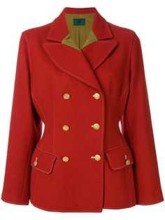 Jean Paul Gaultier Vintage структурированный приталенный пиджак