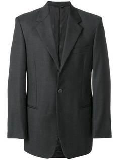 Versace Vintage классический пиджак