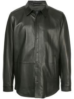 Durban куртка с потайными пуговицами