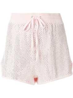 Juicy Couture кастомизируемые велюровые шорты