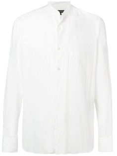 Ann Demeulemeester plain button shirt