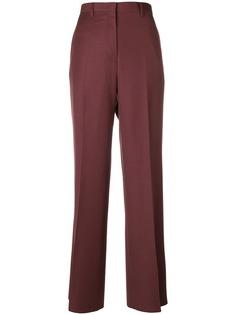Salvatore Ferragamo широкие брюки