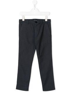 Emporio Armani Kids классические брюки-чинос