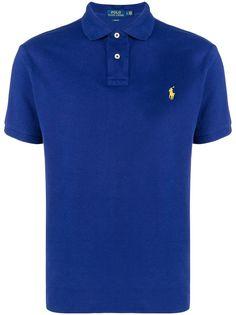 Polo Ralph Lauren классическая рубашка-поло с логотипом