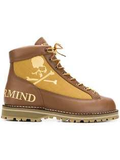 Mastermind World ботинки на ребристой подошве