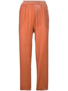 Antonelli бархатные брюки