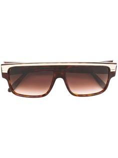 Emmanuelle Khanh солнцезащитные очки в квадратной оправе