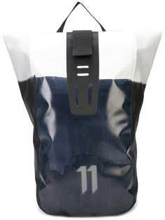 11 By Boris Bidjan Saberi рюкзак с логотипом
