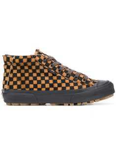 Vans хайтопы Checkerboard