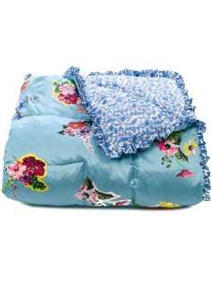Preen By Thornton Bregazzi стеганое одеяло с цветочным принтом