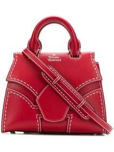 Vivienne Westwood small logo shoulder bag