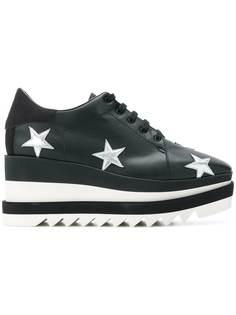 Stella McCartney туфли на платформе Star Elyse