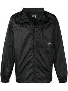 Stussy непромокаемая куртка с логотипом