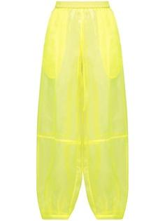 The Celect прозрачные брюки-шаровары