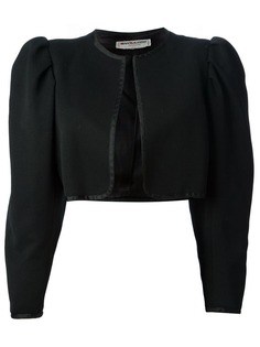 Yves Saint Laurent Vintage укороченный пиджак-болеро