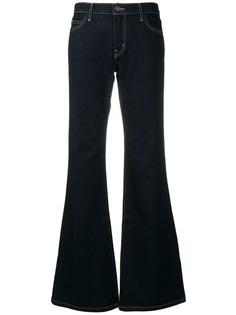 Current/Elliott расклешенные джинсы со средней посадкой