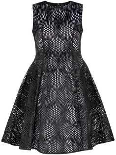 Paskal сетчатое платье без рукавов