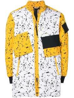Nike куртка с узором в точку