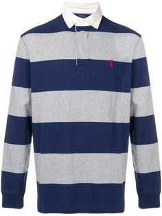 Polo Ralph Lauren рубашка-поло в полоску