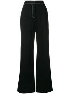 Self-Portrait широкие брюки