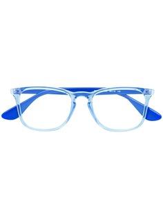 Ray-Ban очки в квадратной оправе