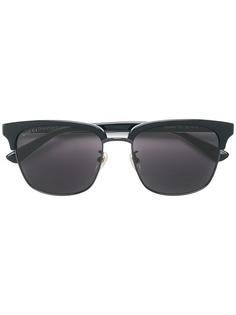 Gucci Eyewear солнцезащитные очки Clubmaster