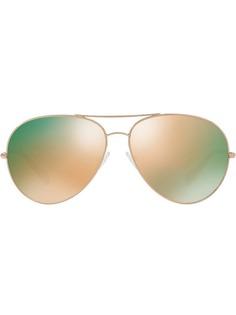 Oliver Peoples солнцезащитные очки Sayer