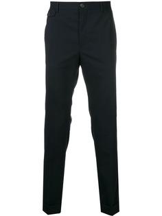 Ps By Paul Smith спортивные брюки с полосками по бокам