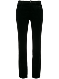 Dolce & Gabbana брюки узкого кроя