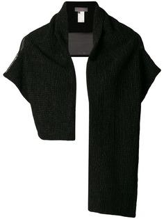 Yohji Yamamoto Vintage накидка на плечи