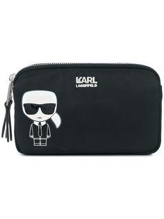 Karl Lagerfeld клатч Ikonik