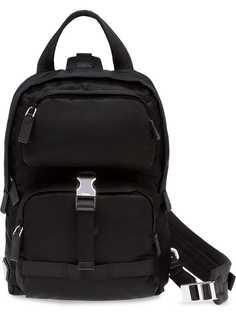Prada рюкзак через плечо