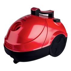 Пылесос SCARLETT SC-VC80B03, 1400Вт, красный/черный