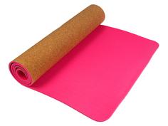 Коврик для йоги Sangh 183х61х0.6cm Pink 3551173