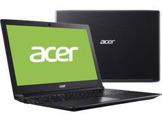 Ноутбук Acer Aspire A315-53G-30YH NX.H18ER.013 (Intel Core i3-7020U 2.3 GHz/4096Mb/500Gb/nVidia GeForce MX130 2048Mb/Wi-Fi/Bluetooth/Cam/15.6/1920x1080/Windows 10 64-bit)