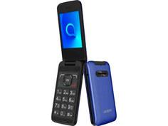 Сотовый телефон Alcatel 3025X Metallic Blue