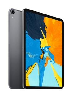 Планшет APPLE iPad Pro 12.9 Wi-Fi + Cellular 64Gb Space Grey MTHJ2RU/A