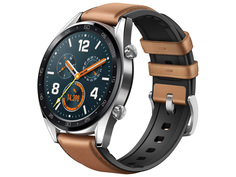 Умные часы Huawei Watch GT Classic Brown 55023210