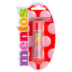 Бальзам для губ MENTOS Strawberry 4 г