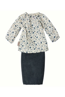 Блузка и юбка для куклы Maileg