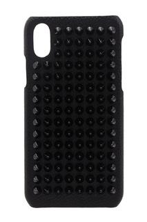 Чехол для телефона iPhone X Loubiphone Christian Louboutin