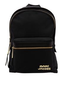 Черный текстильный рюкзак Marc Jacobs
