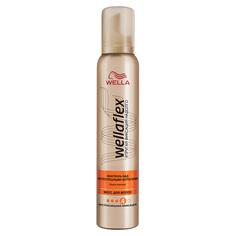 """WELLA Wellaflex Мусс для укладки волос """"Контроль над непослушными волосами"""" экстрасильной фиксации"""