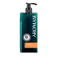 AROMASE Шампунь для сухой и чувствительной кожи головы с эфирным маслом