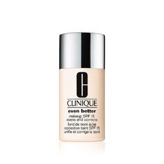 CLINIQUE Корректирующий тональный крем, выравнивающий тон кожи Even Better™ SPF 15