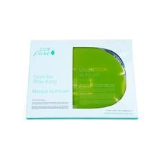 100% PURE Набор восстанавливающих масок для лица: Зеленый Чай