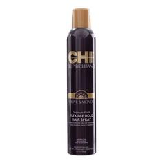 CHI Спрей для укладки волос подвижной фиксации Flexible Hold Hair Spray